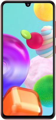 Смартфон Samsung Galaxy A41 4/64Gb SM-A415F красный смартфон samsung galaxy a30 2019 sm a305f 64gb красный
