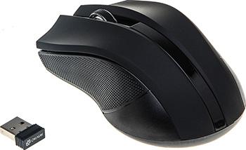 Беспроводная мышь Oklick 615MW черный