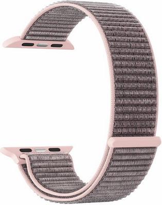 Ремешок для смарт-часов Lyambda для Apple Watch 38/40 mm LYAMBDA VEGA DS-GN-02-40-5 Rose Gold ремешок для смарт часов bikson stenless для apple watch 38 40 серебристый