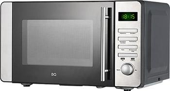 Фото - Микроволновая печь - СВЧ BQ MWO-20002ST/BG Черный-Серый мини печь rommelsbacher bg 950 черный