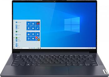 Ноутбук Lenovo Yoga Slim 7 14IIL05 (82A10087RU) cерый
