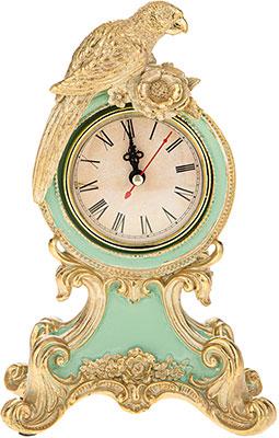 Часы настольные коллекция Lefard ''Рококо'' бирюзовый 504-250
