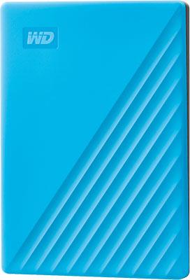 Фото - Внешний жесткий диск (HDD) Western Digital WDBYVG0020BBL-WESN BLUE USB3 2TB EXT. 2.5'' внешний жесткий диск 2 5 3tb wd black p10 game drive for xbox wdba5g0030bbk wesn usb3 0 черный