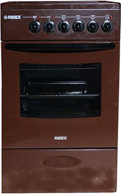 Электроплита Reex CSE-54 Bn коричневый