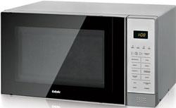 Микроволновая печь - СВЧ BBK 20 MWG-736 S/BS чёрный/серебро свч candy mic20gdfba 750 вт чёрный
