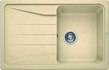 Кухонная мойка BLANCO SONA 45 S SILGRANIT шампань кухонная мойка blancosona 5s шампань 519676
