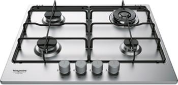 Встраиваемая газовая варочная панель Hotpoint-Ariston THC 642 W/IX/HA EE цена и фото