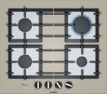 Встраиваемая газовая варочная панель Bosch PPP 6A 8B 91 R