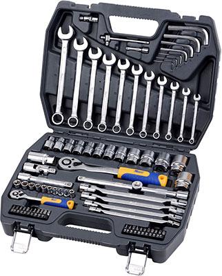 Набор инструментов для автомобиля Kraft KT 700304 набор инструментов kraft kt 700444