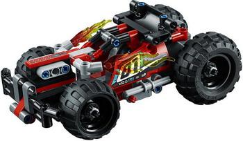 Конструктор Lego Technic: Красный гоночный автомобиль 42073 цена