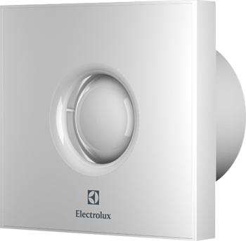 Вытяжной вентилятор Electrolux Rainbow EAFR-100 white цена и фото