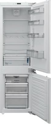 лучшая цена Встраиваемый двухкамерный холодильник Scandilux CFFBI 256 E