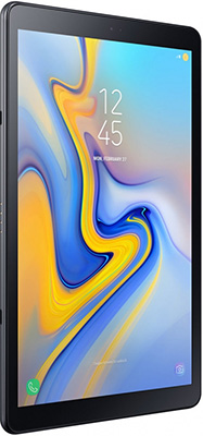 Планшет Samsung Galaxy Tab A 10.5 SM-T 595 LTE 32 Gb черный смартфон samsung galaxy a6 32 gb sm a 605 золотой