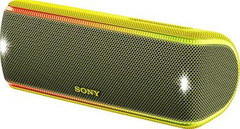 Портативная акустика Sony SRS-XB 31 Y желтый цена и фото