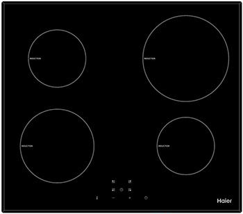 Встраиваемая электрическая варочная панель Haier HHX-Y 64 NVB planet nails кусачки для кутикулы professional nvb 1 шт nvb 07