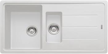 Кухонная мойка FRANKE BFG 651 3 5'' стоп-вент белая
