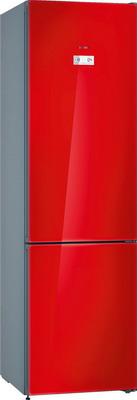 Двухкамерный холодильник Bosch KGN 39 LR 31 R цена и фото