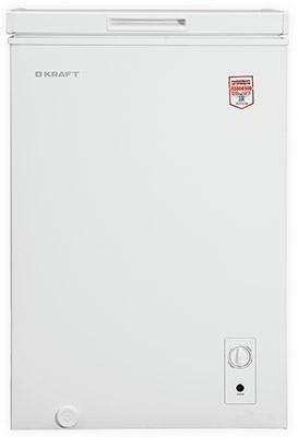 Морозильный ларь Kraft BD (W)-102QX морозильный ларь kraft bd w 225 bl с дисплеем белый