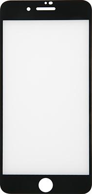 Защитное стекло Red Line iPhone 6/7/8 Full Screen tempered glass черный защитное стекло универсальное cellular line second glass tempglasbuni47 transparent page 6