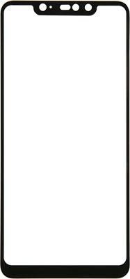Защитное стекло Red Line Xiaomi Redmi Note 6 Pro Full Screen tempered glass FULL GLUE черный защитное стекло универсальное cellular line second glass tempglasbuni47 transparent page 6
