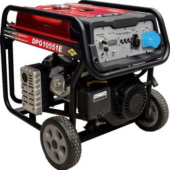 Электрический генератор и электростанция DDE DPG 10551 E электрический генератор и электростанция dde ddg 6000 3e
