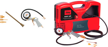 Компрессор FUBAG Easy Air набор из 5 предметов компрессор fubag easy air 6 предметов
