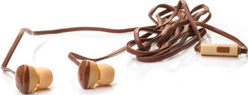 Вставные наушники Harper KIDS H-31 brown стоимость