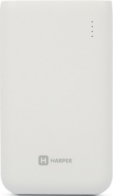 Внешний аккумулятор Harper PB-10010 WHITE