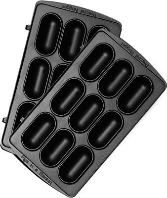 Комплект сменных панелей для выпечки Redmond RAMB-09 форма для выпечки малого кренделя redmond ramb 08