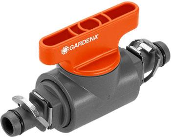 "Кран запорный Gardena 13 мм (1/2"") 8358-29 guide gardena 13 mm 1 2 home"