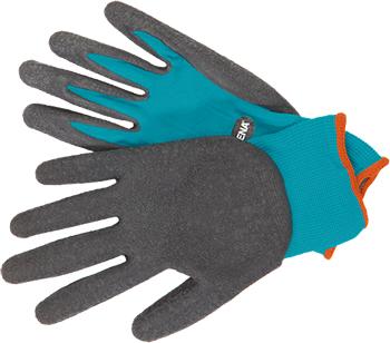 Перчатки садовые для работы с почвой Gardena размер 7 00205-20