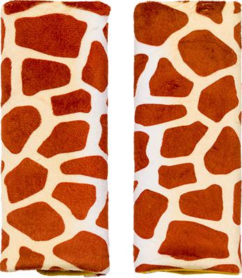 Накладки на ремни Benbat BP 363 1-4 года жираф