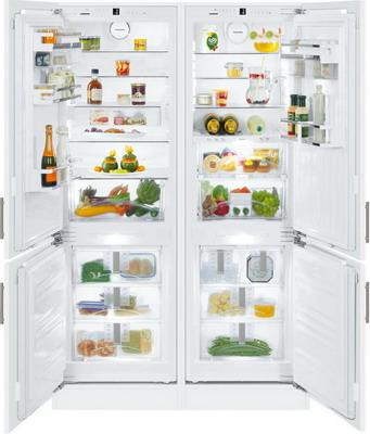 Встраиваемый холодильник Side by Side Liebherr SBS 66 I3-23 (SICN 3386-20 + ICBN 3386-21) цена 2017
