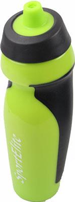 Бутылка спортивная SPORT ELIT 600 мл салатовый/черный бутылка asobu in style pill organizer bottle цвет черный 600 мл