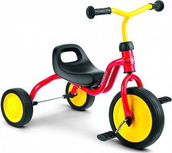 Велосипед Puky Fitsch 2503 red красный puky fitsch