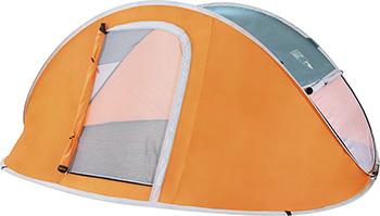 купить Палатка кемпинговая BestWay NuCamp 68006 BW по цене 3263 рублей