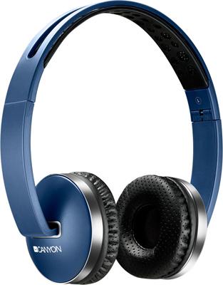 Беспроводные наушники Canyon CNS-CBTHS2BL Синий
