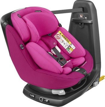 цена на Автокресло Maxi-Cosi Axiss Fix Plus Frequency Pink (45 см-105 см) 8025410110