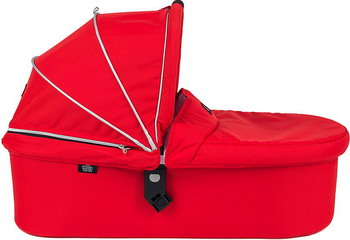 Люлька Valco baby External Bassinet для Snap Duo Fire red 9963