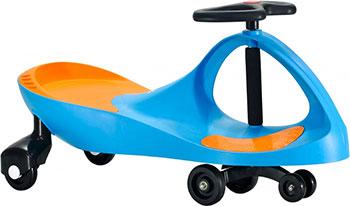 купить Автомобиль-каталка Everflo Smart car Blue М001-4 ПП100003836 по цене 1990 рублей