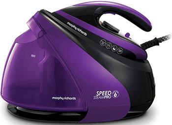 Утюг с парогенератором Morphy Richards S-Pro Violet 332100