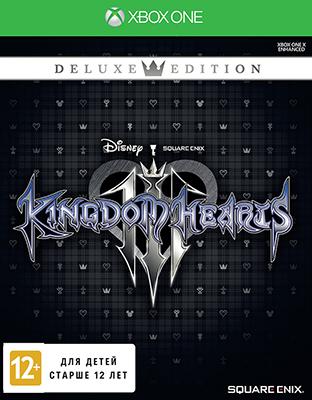 Игра для приставки Microsoft Xbox One Kingdom Hearts III Deluxe издание все цены