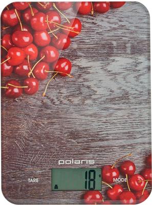 Кухонные весы Polaris PKS 1046DG Cherry электрон. хартманн термометр электрон termoval basic клинич 1