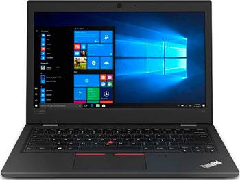Ноутбук Lenovo ThinkPad L390 i7 (20NR001HRT) черный