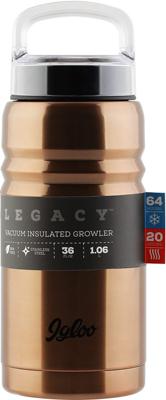 Термос Igloo из нержавеющей cтали ''Legacy'' copper 1л