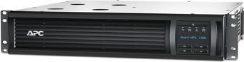 Источник бесперебойного питания APC Smart-UPS SMT1500RMI2UNC 1000Вт 1500ВА черный источник бесперебойного питания eaton 9sx 1500i 1350вт 1500ва