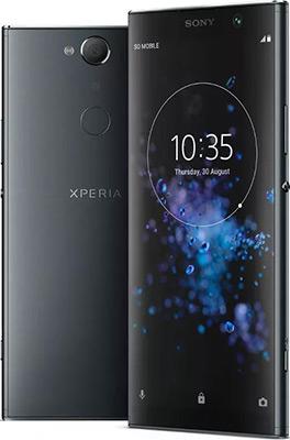 Смартфон Sony Xperia XA2 Plus черный смартфон sony xperia xa2 розовый