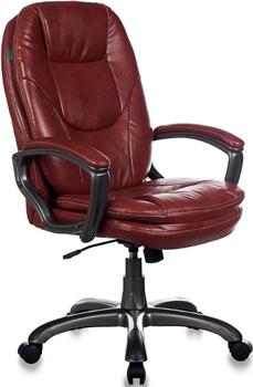Кресло Бюрократ CH-868AXSN/BROWN коричневый кресло руководителя бюрократ ch 868axsn