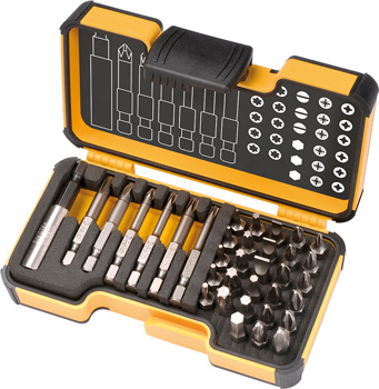 Набор бит Felo 35 шт в кейсе серия Industrial 02073516 набор бит felo 35 шт в кейсе серия industrial 02073516