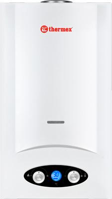 Газовая колонка Thermex G 28 D (Pearl white) газовая колонка zerten g 24